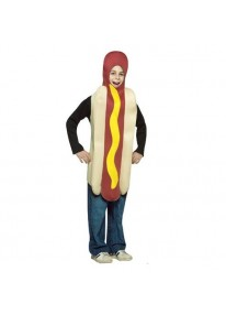 LW Hot Dog Costume