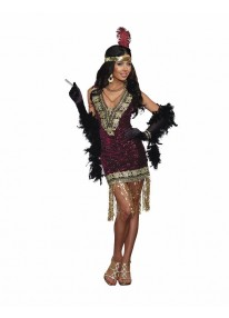 Sophisticated Lady Costume