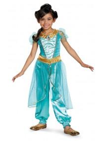 Deluxe Jasmine Girl's Costume
