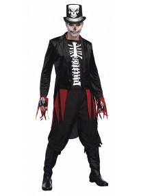 Mr Bones Costume