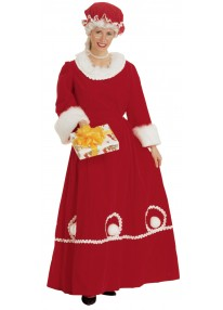 Mrs. Claus Costume