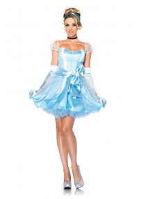 Glass Slipper Cinderella Costume