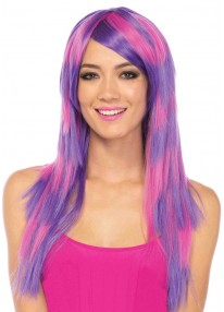Cheshire Two Tone Layered Wig