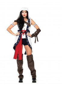 Women's Conner Costume
