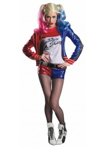 Deluxe Harley Quinn Adult Costume