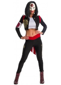 Katana Costume