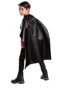 Batman And Superman Reversible Cape