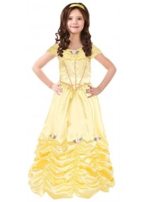 Classic Beauty Girl's Costume