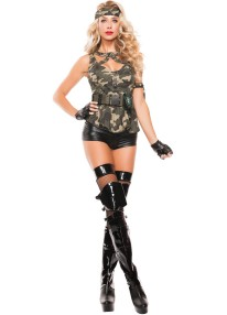 Special Forces Costume