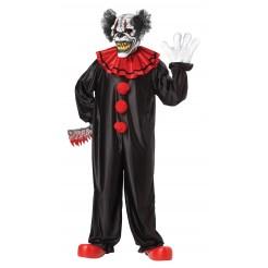 Last Laugh The Clown Costume