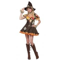 Sassy Scarecrow Adult Costume