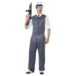 Mobster Adult Costume