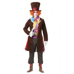 Electric Mad Hatter Costume