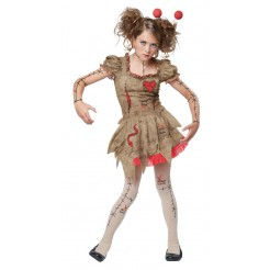 Voodoo Dolly Tween Costume