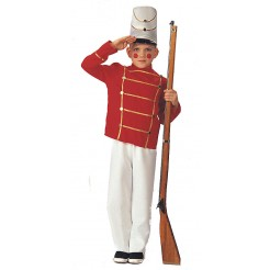 Wooden Soldier Costume