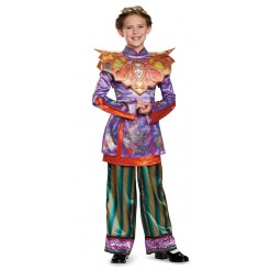 Deluxe Alice Asian Look Costume