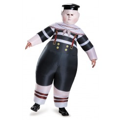 Tweedle Dee/ Tweedle Dum Inflatable Costume