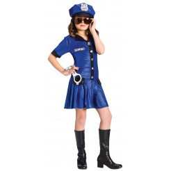 Police Chief Child Costume