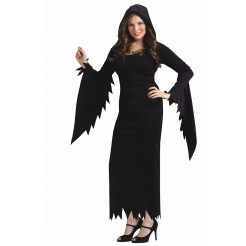 Hooded Gown Plus Size Costume
