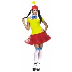 Tweedle Dee and Dum Costume