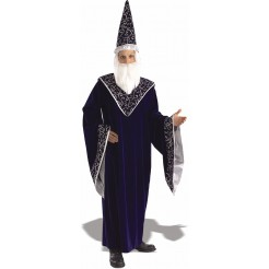 Merlin The Magician Costume