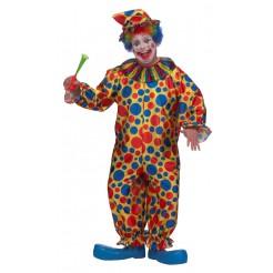 Clown Plus Size Costume