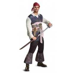 2017 Classic Captain Jack Sparrow Costume