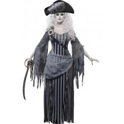 Ghost Ship Princess Costume