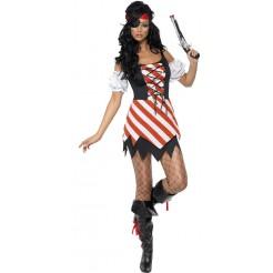 Fever Pirate Costume