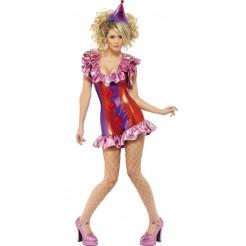 Fever Playtime Clown Costume