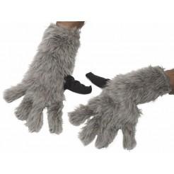 Rocket Raccoon Adult Gloves