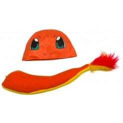 Charmander Costume Kit