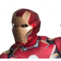 "Deluxe Iron Man ""Mark 43"" Adult Mask"