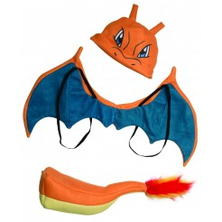 Charizard Costume Kit