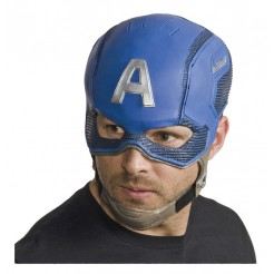 Captain American Adult Mask