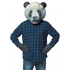 Panda Costume Kit