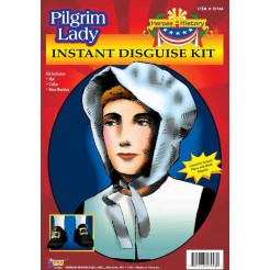 Pilgrim Lady Instant Disguise Kit