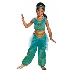 Deluxe Jasmine Sparkle Costume