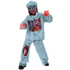 Childs Zombie Doctor Costume