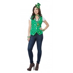 Luck Of The Irish Women's Costume Kit