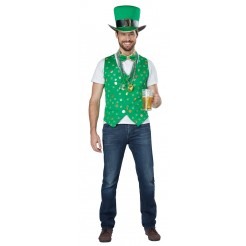 Luck Of The Irish Men's Costume Kit