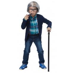 Old Man Combover Child's Kit