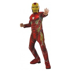 Deluxe Infinity War Iron Man Child Costume