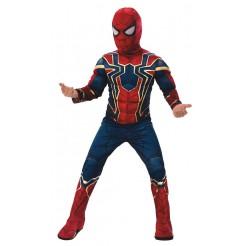 Deluxe Iron Spider-Man Child's Costume