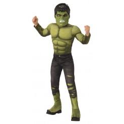 Deluxe Hulk Child's Costume