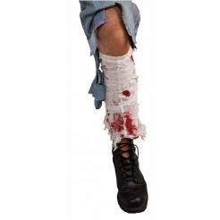 Bloody Leg Bandage