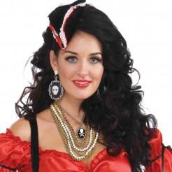 Buccaneer Beauty Cameo Necklace