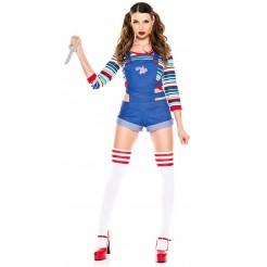 Nightmare Killer Doll Costume