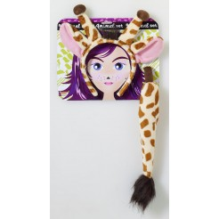 Giraffe With Tail Kit