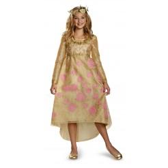 Deluxe Aurora Coronation Gown Costume